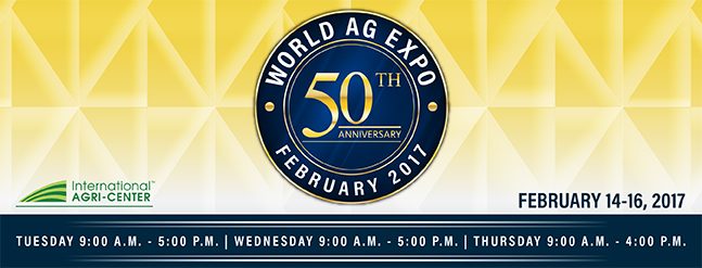 2017 World Ag Expo