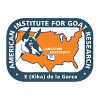 American Institute for Goat Research E (Kika) de la Garza Langston University